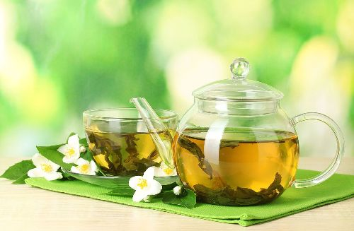 Чай с жасмином