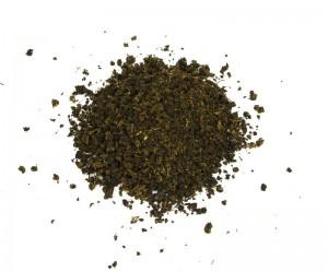 Гранулированный иван чай после ферментации