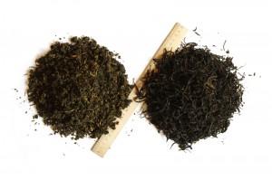 Цельнолистовой и гранулированный чаи